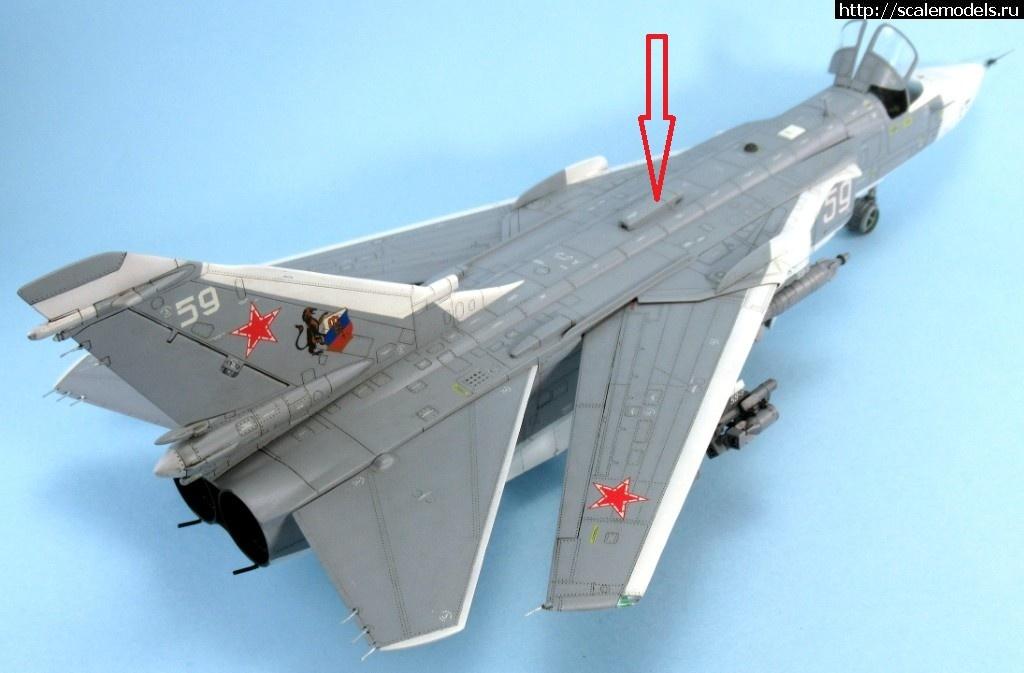 #1570361/ Trumpeter 1/72 Су-24М(#13376) - обсуждение Закрыть окно