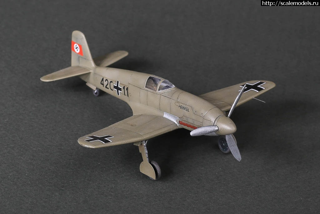 #1571050/ Special Hobby 1/72 Heinkel He 100V-8...(#13417) - обсуждение Закрыть окно