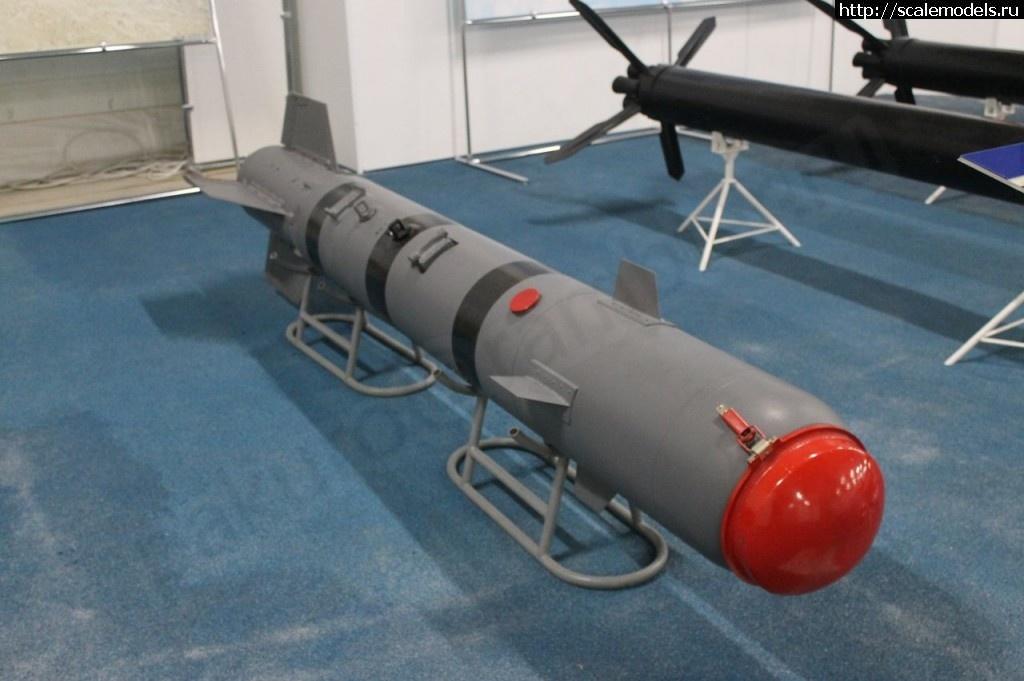 Walkaround корректируемая фугасно-бетонобойная авиационная бомба КАБ-500Кр, Парк Патриот, Россия Закрыть окно