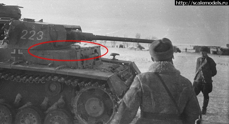 #1573982/ Dragon 1/35 Pz.Kpfw.III Ausf. L(#13455) - обсуждение Закрыть окно