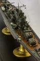 Hasegawa 1/350 японский легкий крейсер IJN Yahagi