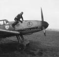 Eduard 1/48 Bf-109F2 - Худой комар