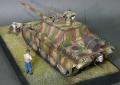Tamiya 1/35 Jagdpanther (Sd.Kfz. 173) - Чужой огород