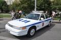Walkaround Ford Crown Victoria Police Interceptor ГАИ, День Московского Транспорта 2016, Москва