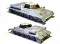Конверсия MSD 1/35 Венгерская учебная/инженерная машина на базе танка Т-34