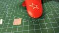 ARK Model 1/48 И-16 тип 10 Вариации на тему Красная пятёрка.