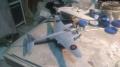 Tamiya 1/72 Mosquito PR MkIV - Вдруг откуда-то летит голубой комарик