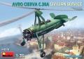Анонс Miniart 1/35 AVRO CIERVA C.30A Civilian Service