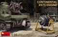 Новинки от Miniart: бочки, движок, и автобус LGOC type B