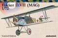 Обзор Eduard 1/72 Fokker D.VII (OAW)