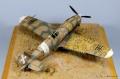 Hasegawa 1/72 Macchi M.C.202 Folgore