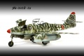 Trumpeter 1/32 Мe-262A 2a