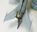 Конверсия 1/72 МиГ-21СМТ - Франкенштейн