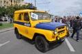 Walkaround УАЗ-469 Милиция, День Московского Транспорта 2016, Москва, Россия