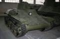 Walkaround малый танк Type 97 Te-Ke, музей бронетанкового вооружения и техники МО РФ, Кубинка