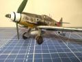 Звезда 1/48 Bf-109G-6 Erla Клауса Ламбио