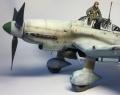 Hasegawa 1/32 Ju-87 зима