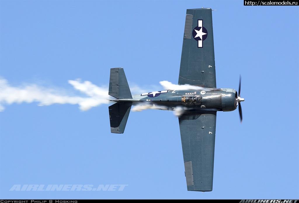 #1582813/ Обзор Airfix 1/72 Grumman Martlet Mk.IV(#13579) - обсуждение Закрыть окно