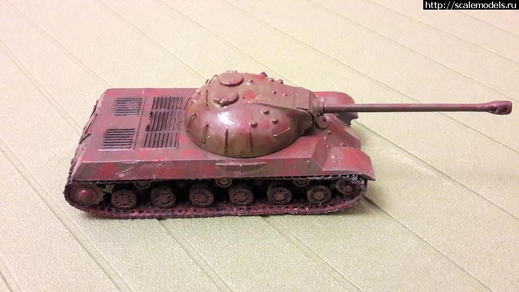 Турнир - Тяжелые танки СССР (2) , Голосование Закрыть окно