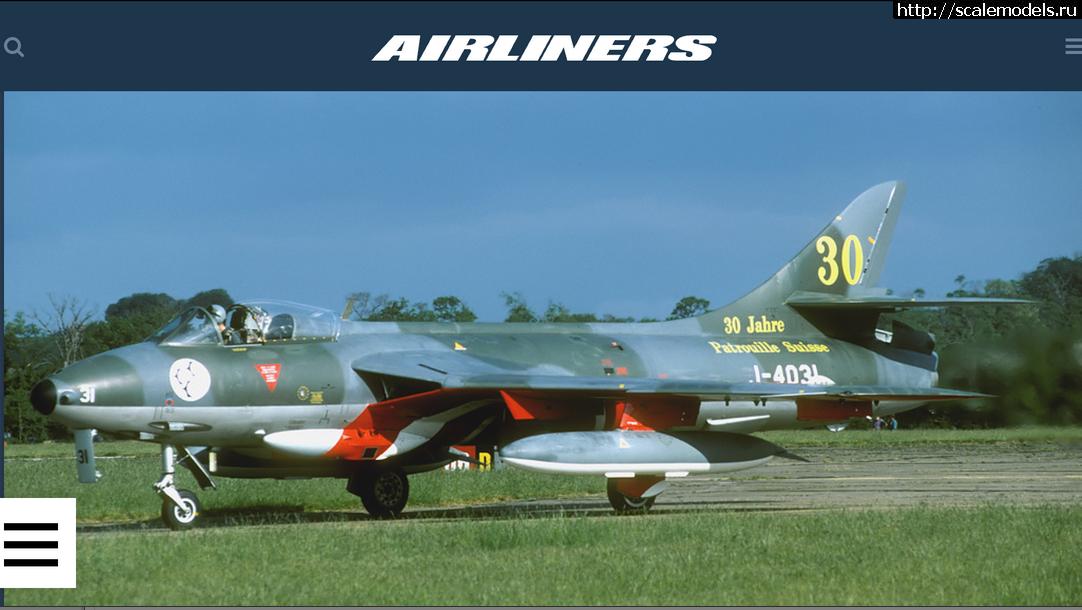 #1585504/ Revell 1/72 Hawker Hunter F.58 (Patr...(#13636) - обсуждение Закрыть окно