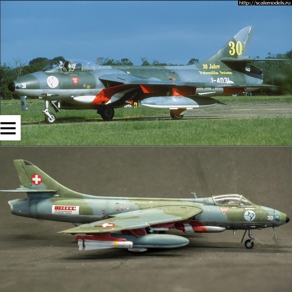 #1585517/ Revell 1/72 Hawker Hunter F.58 (Patr...(#13636) - обсуждение Закрыть окно