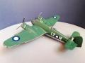 Frog/ПО Мир 1/72 DAB Bristol Beaufighter Mk.21 (обр. 1944)