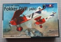 Обзора MAC Distribution 1/72 Fokker D.VII