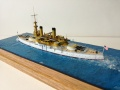 Blue Ridge Models 1/700 USS Indiana (BB-1)