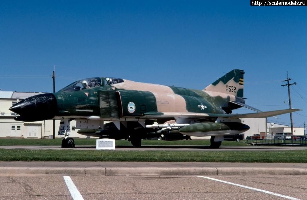 #1592238/ Academy 1/48 F-4C Phantom II(#13695) - обсуждение Закрыть окно