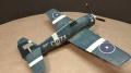 Eduard 1/48 F6F Hellcat MK II JZ796 бортовой С7X