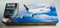 Обзор Revell 1/144 Boeing 747-8 Lufthansa New Livery