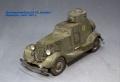 HobbyBoss 1/35 Бронеавтомобиль БА-20