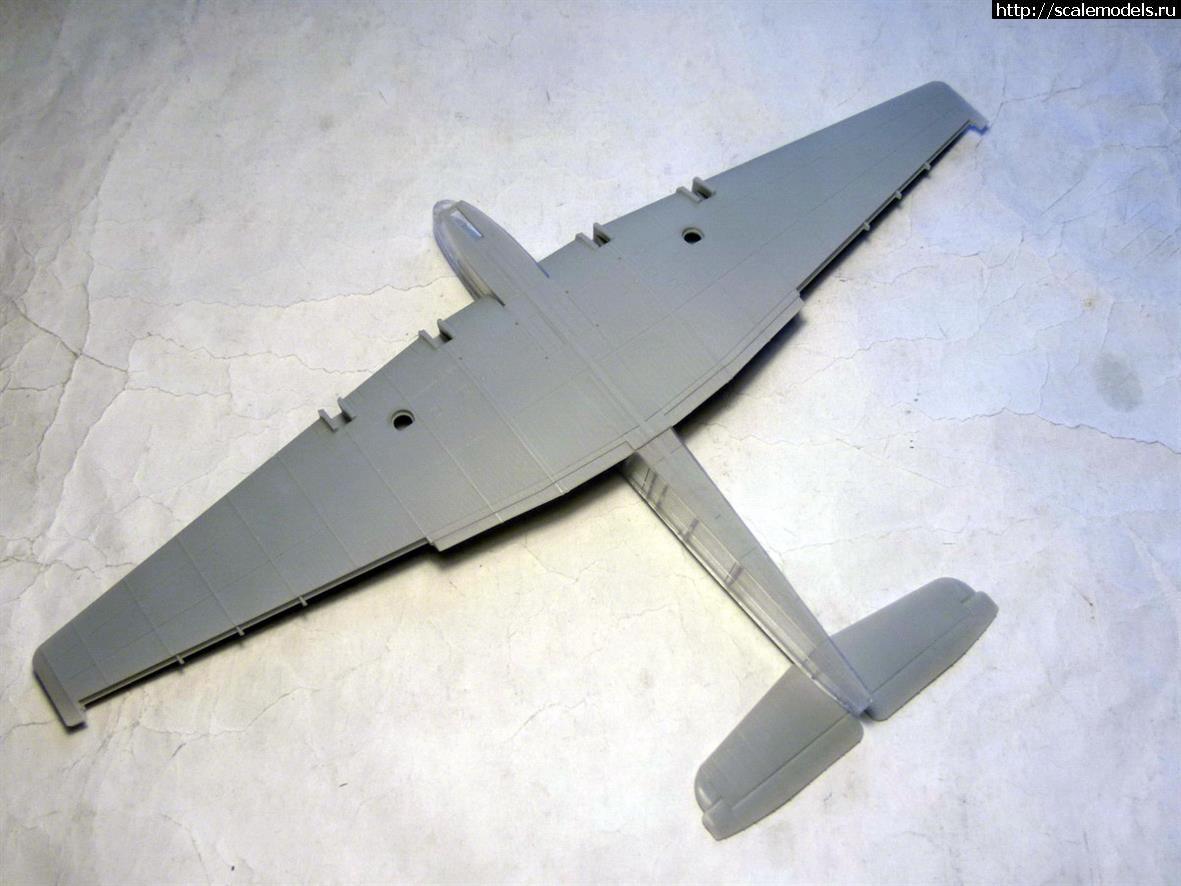 ТБ-3 от MARSmodels в 144м - ГОТОВО ! Закрыть окно