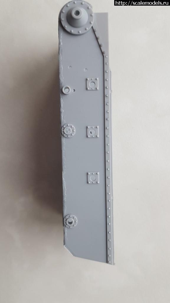 #1594481/ Kleiner Panzerbefehlswagen 1KLA 1/35 Master Box Закрыть окно