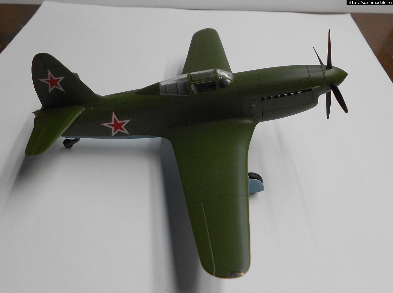 #1596747/ Су-5 Prop&Jet 1/72 поддержка ГОТОВО Закрыть окно
