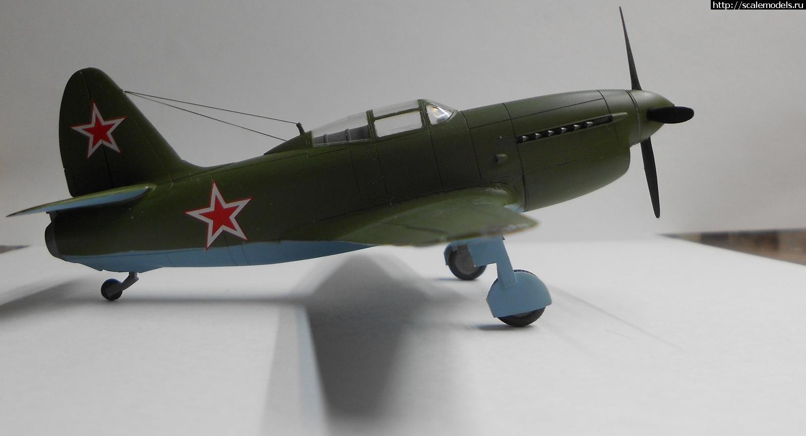 #1597164/ Су-5 Prop&Jet 1/72 поддержка ГОТОВО Закрыть окно