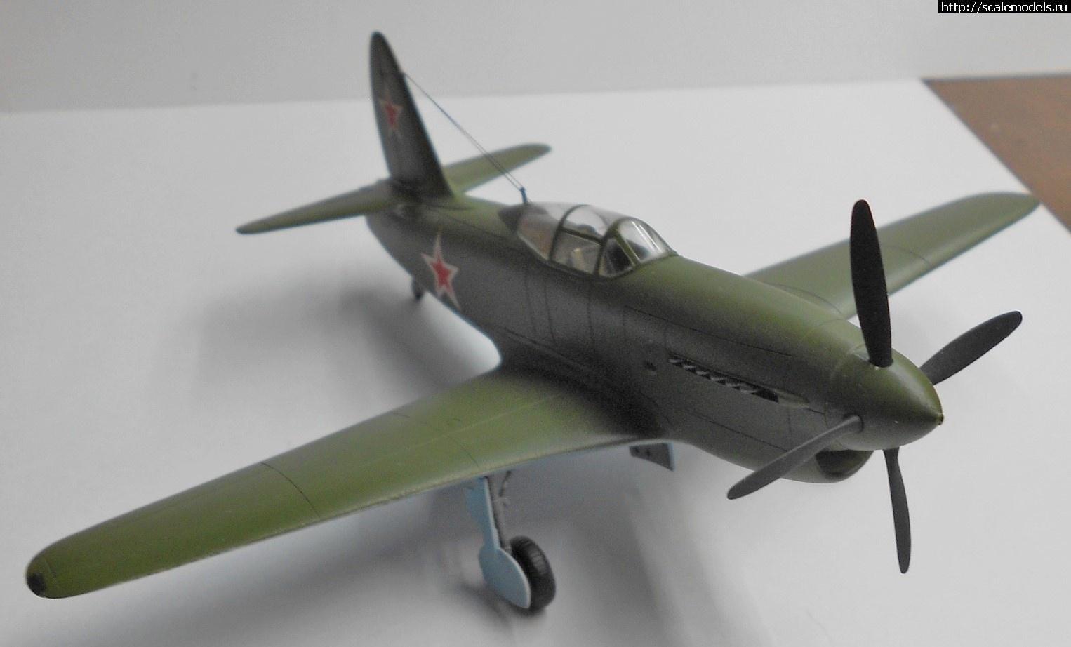 #1597178/ Су-5 Prop&Jet 1/72 поддержка ГОТОВО Закрыть окно