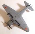 Waku 1/72 Як-11 - Летающая парта 50-х