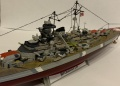 Trumpeter 1/700 Bismarck