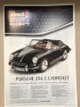 Обзор Revell 1/16 Porsche 356C Cabriolet