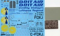 Обзор BPK models 1/72 Bombardier CRJ-700