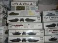 Распродажа склада моделей (Tiger Model, RFM, Panda Hoddy, Eduard)