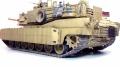 MENG 1/35 Abrams M1A2 Tusk I - Основной боевой танк США