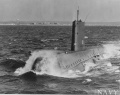 Микромир 1/350 USS Nautilus (SSN-571)