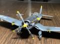 Revell 1/72 F4u-5 Corsair