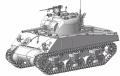 Анонс Звезда 1/35 средний танк M4А2(75) Sherman - 3D-рендеры