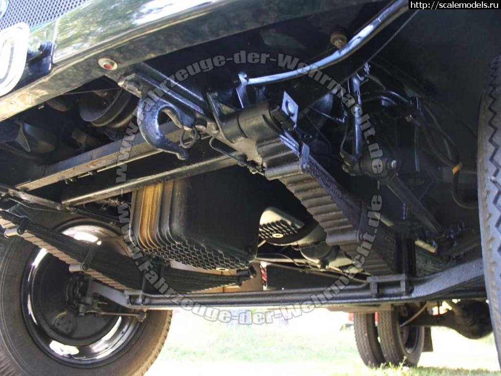#1601092/ Mercedes-Benz L 1500 A  ---1/35 MiniArt--- (Постройка) Закрыть окно