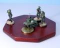 Alex Miniatures 1/72 Роботизированный комплекс Платформа-М