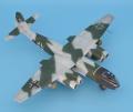 Hasegawa 1/48 Arado 234 C-3 - Глаза боятся, а руки делают