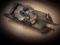 Tamiya 1/35 M1A1 Abrams w/Mine Plow